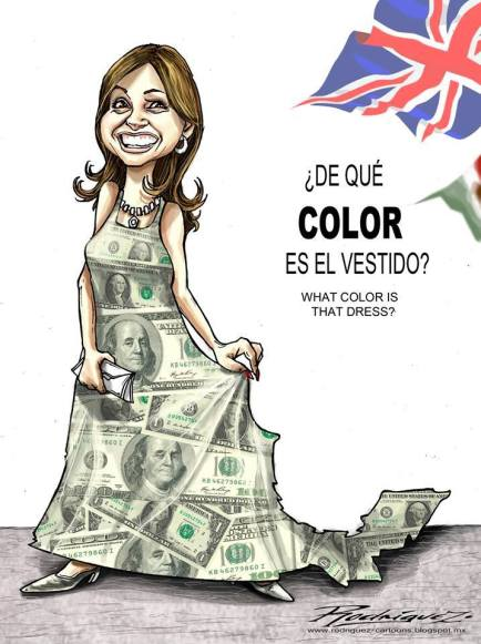 ¿De que color es la vergüenza?